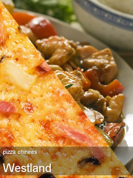 pizza chinees Westland
